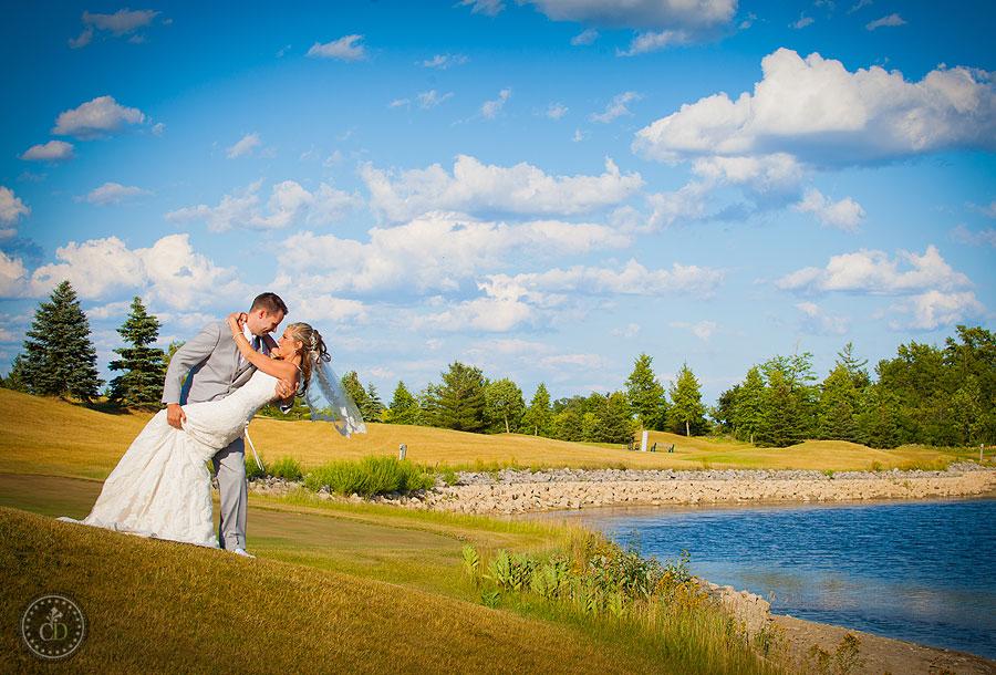 Crosswinds Golf Wedding