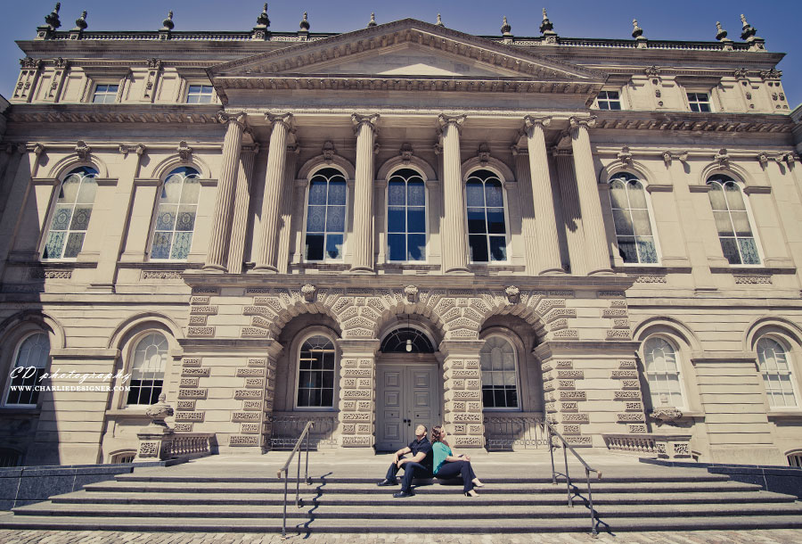 Osgoode Hall Engagement
