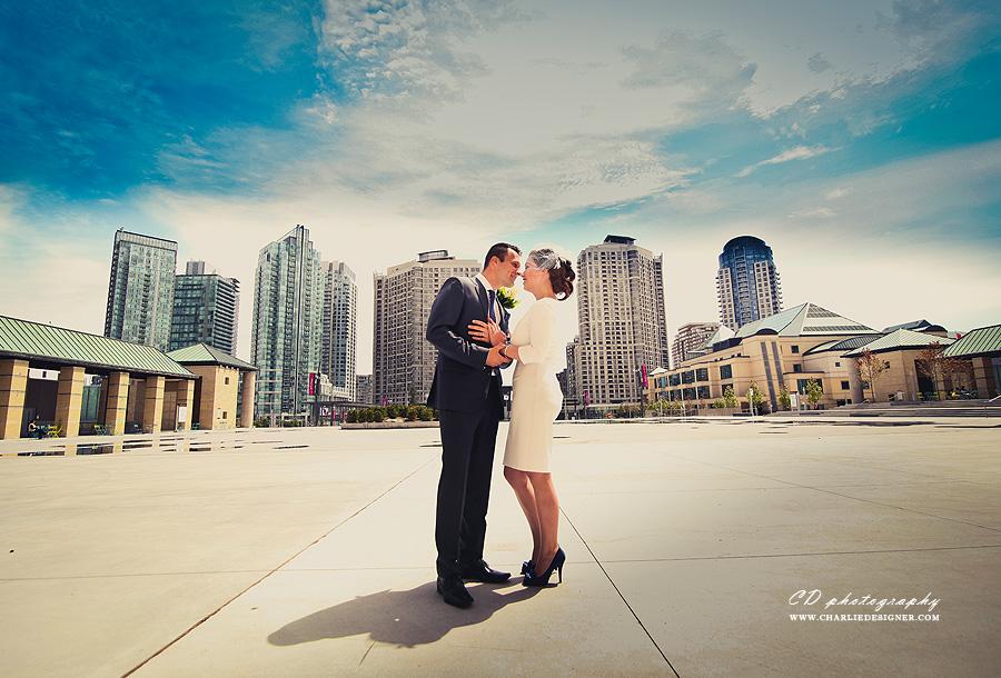 Port Credit Wedding
