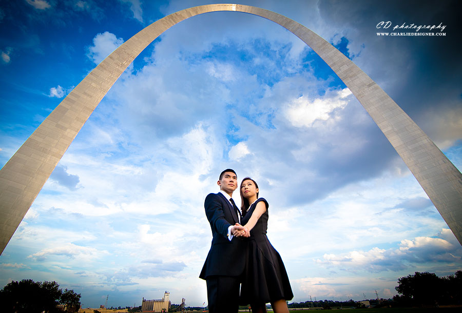 St Louis Engagement